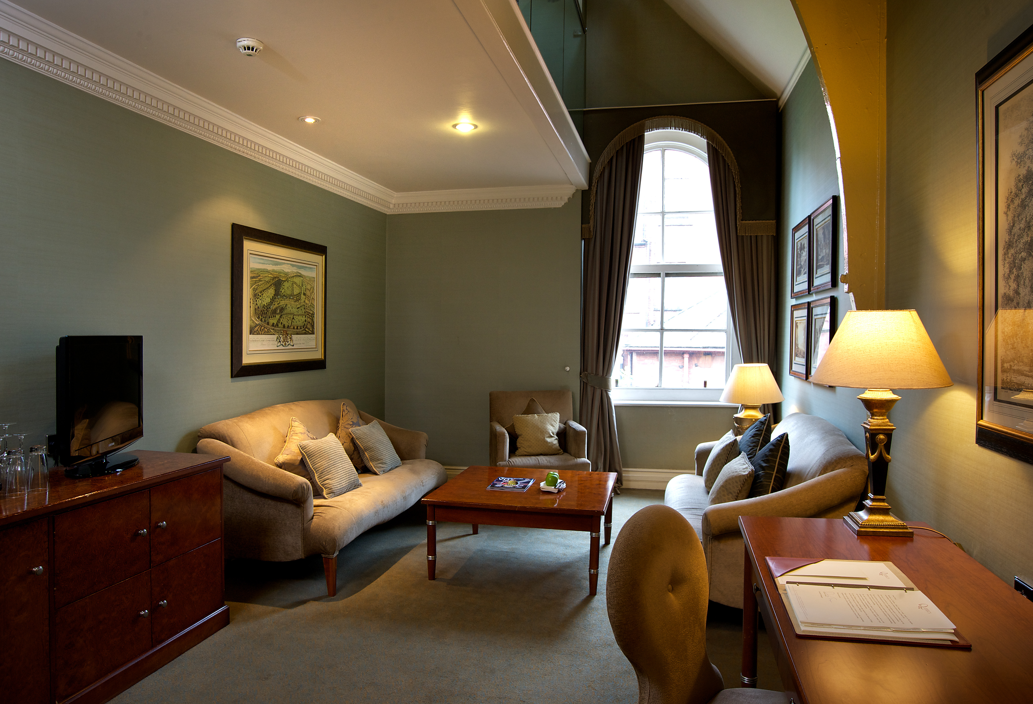 The Chorley & Connon Suite