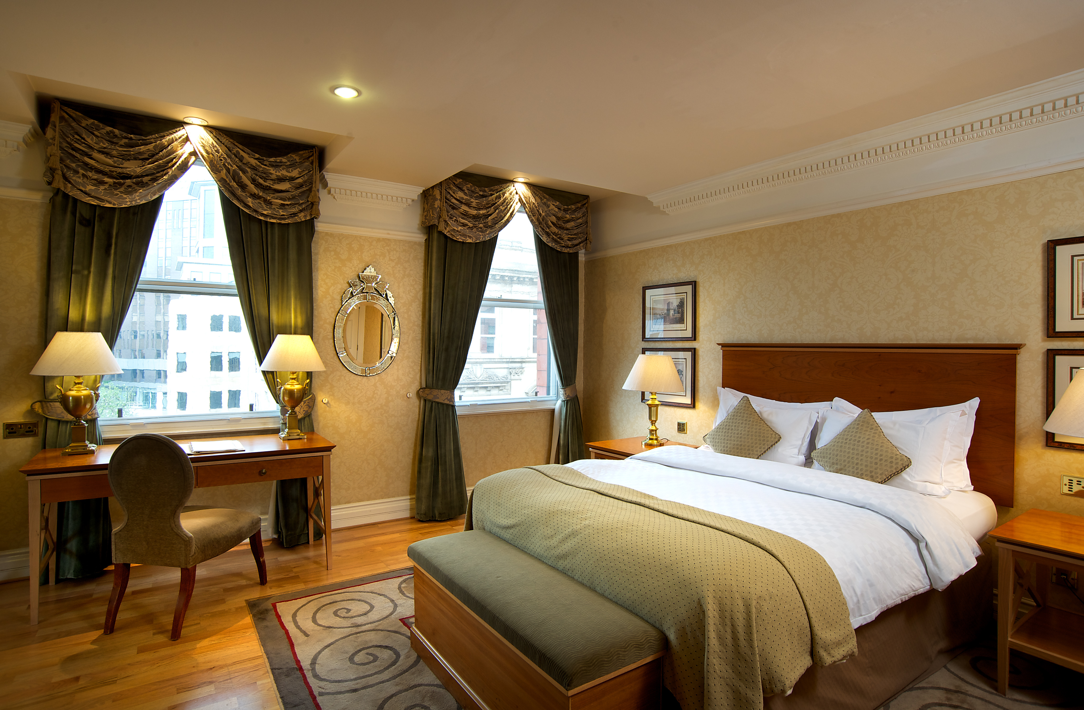The Playfair Suite